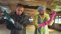 韓國電影《無聲》又名《收屍人》