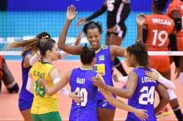 巴西女排面臨用人危機,核心娜塔莉亞受傷,將無緣第1段世界聯賽