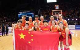 中國女籃三大中鋒,短板過於明顯,克服之後,實力能排世界前五