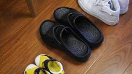 咕咚舒緩拖鞋 熱愛運動的你也該穿拖一雙減震舒緩的拖鞋