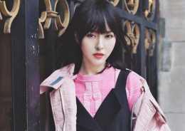 唐嫣這款新發型出鏡,齊劉海配粉色裙子,既顯氣質又減齡!