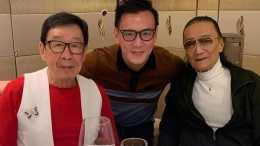 85歲謝賢摘掉墨鏡和高領衫, 為電影展示自己真實老態, 真不容易