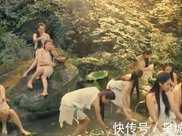 """原來世界上真有""""女兒國"""",就隱藏在四川的世外桃源中,美女如雲"""