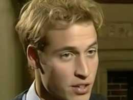 威廉承認和查爾斯、哈里之間關係緊張,稱父子三人很難共處一室