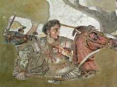 亞歷山大大帝真的是因為走錯路,才錯失征服中國的機會嗎?