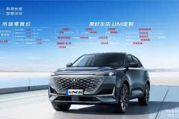 入手門檻降低,長安UNI-K新增豪華型車型,售價14.59萬元