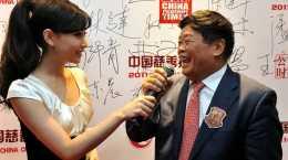 一次國際龍舟比賽的頒獎典禮上,曹德旺指著上面的領導大罵:騙子