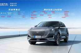 14.59萬元起 長安UNI-K推兩款新車型及定製選裝包