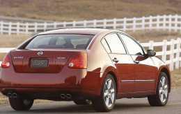 汽車:日產千里馬3.5 SV,它具有不尋常的角度形狀!